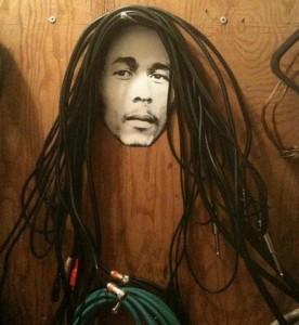 DIY Bob Marley chords